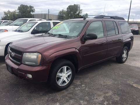 2006 Chevrolet TrailBlazer EXT for sale in Shelley, ID