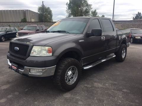 2004 Ford F-150 for sale in Shelley, ID