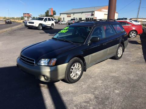 2000 Subaru Outback for sale in Shelley, ID
