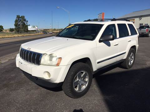 2005 Jeep Grand Cherokee for sale in Shelley, ID