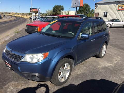 2009 Subaru Forester for sale in Shelley, ID