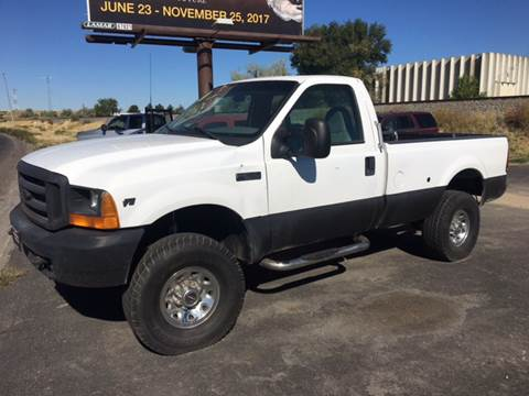 1999 Ford F-250 Super Duty for sale in Shelley, ID