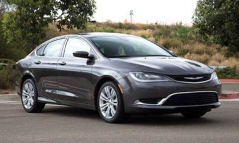 2015 Chrysler 200 for sale in Shelley, ID