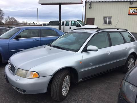 1999 Audi A4 for sale in Shelley, ID