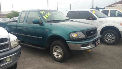 1997 Ford F-150 for sale in Shelley, ID