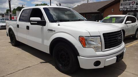 2014 Ford F-150 for sale in Garland, TX