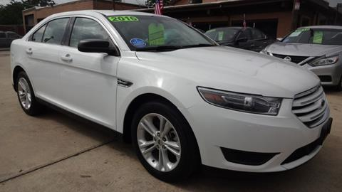2016 Ford Taurus for sale in Garland, TX