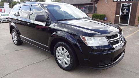 2017 Dodge Journey for sale at Safeen Motors in Garland TX