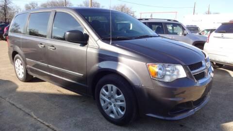 2016 Dodge Grand Caravan for sale at Safeen Motors in Garland TX