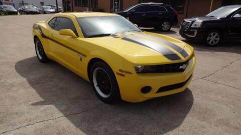 2013 Chevrolet Camaro for sale at Safeen Motors in Garland TX
