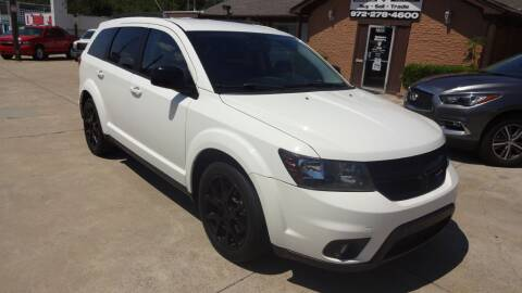 2016 Dodge Journey for sale at Safeen Motors in Garland TX