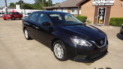 2017 Nissan Sentra for sale at Safeen Motors in Garland TX