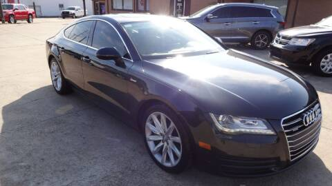 2012 Audi A7 for sale at Safeen Motors in Garland TX