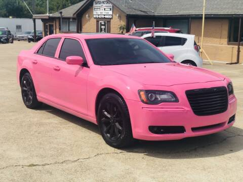 2014 Chrysler 300 for sale at Safeen Motors in Garland TX