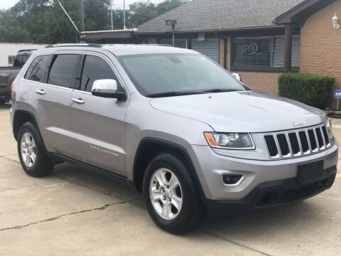 2014 Jeep Grand Cherokee for sale at Safeen Motors in Garland TX