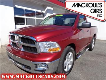 2012 RAM Ram Pickup 1500 for sale in North Grafton, MA
