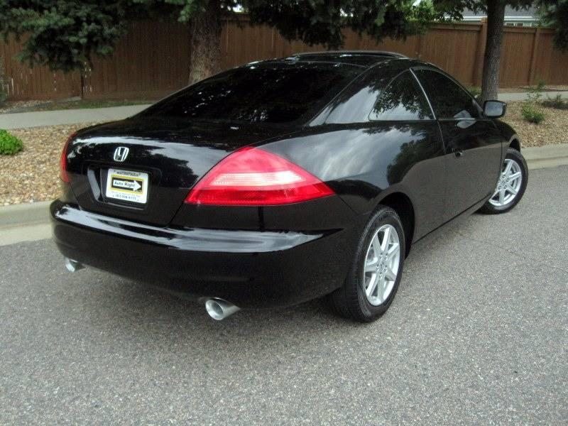 2004 Honda Accord EX V-6 2dr Coupe - Commerce City CO