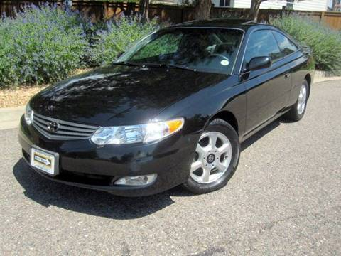 2002 Toyota Camry Solara for sale in Commerce City, CO