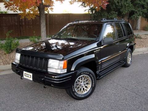 1994 Jeep Grand Cherokee for sale in Commerce City, CO