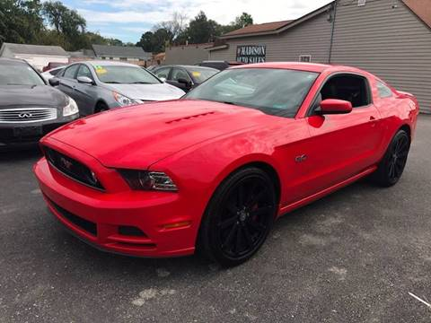 2014 Ford Mustang for sale in Indianapolis, IN