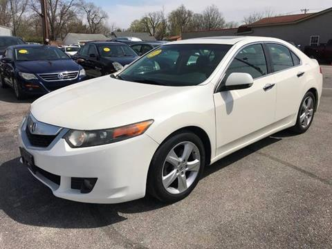 2010 Acura TSX for sale in Indianapolis, IN