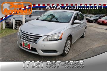 2013 Nissan Sentra for sale in Arlington, VA