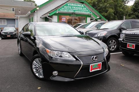 2013 Lexus ES 350 for sale in Arlington, VA