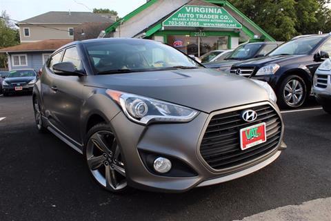 2014 Hyundai Veloster Turbo for sale in Arlington, VA