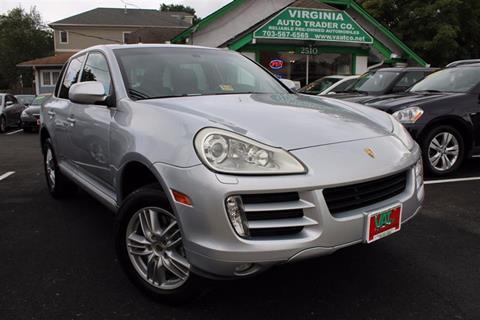 2008 Porsche Cayenne for sale in Arlington, VA