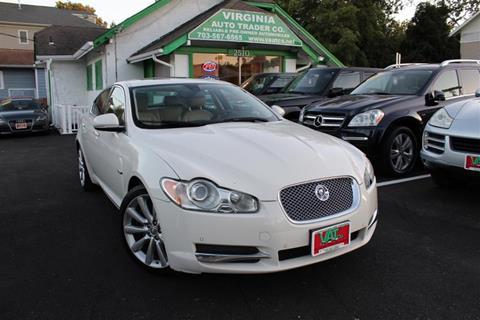 2010 Jaguar XF for sale in Arlington, VA