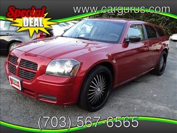 2007 Dodge Magnum for sale at Virginia Auto Trader, Co. in Arlington VA