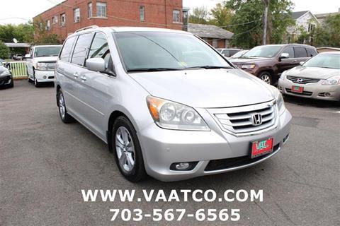 2010 Honda Odyssey for sale in Arlington, VA