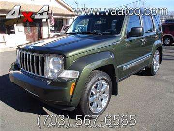 2008 Jeep Liberty for sale in Arlington, VA