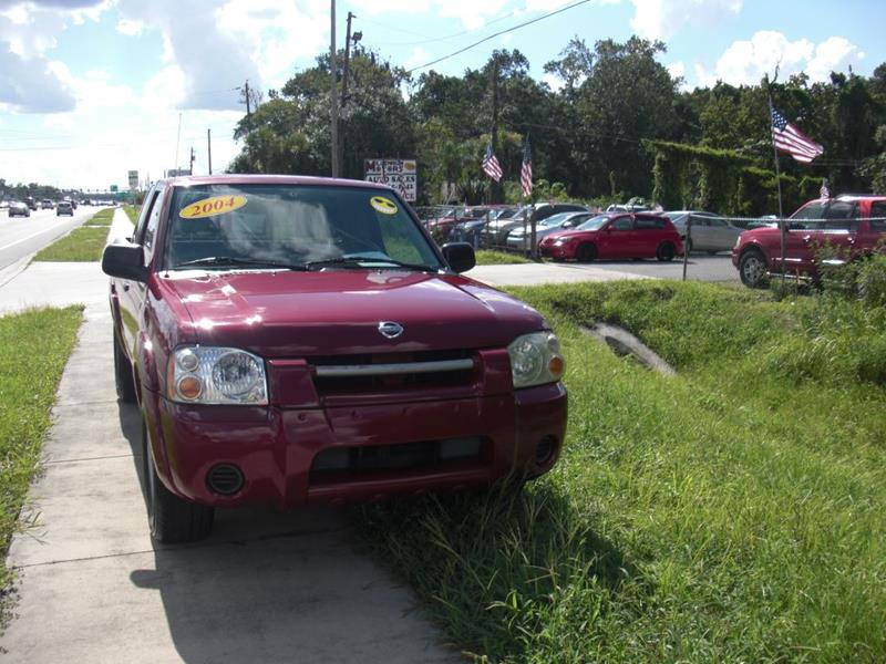 2004 nissan frontier 2dr king cab xe rwd sb in orlando fl contact vanachro Images