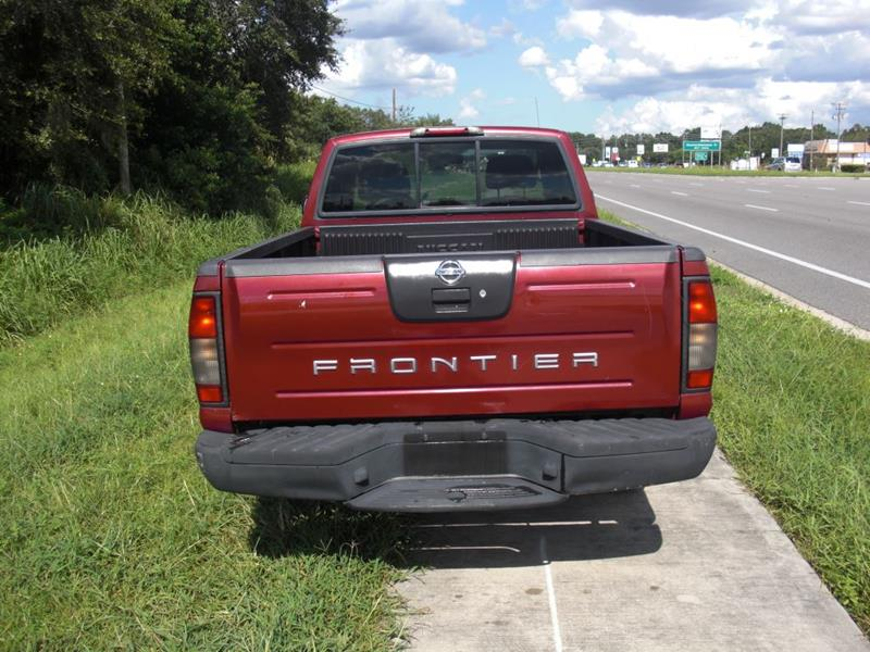 2004 nissan frontier 2dr king cab xe rwd sb in orlando fl contact vanachro Image collections