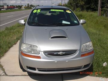 2005 Chevrolet Aveo for sale in Orlando, FL