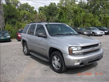 2004 Chevrolet TrailBlazer for sale in Orlando, FL