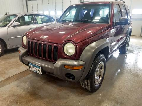 2002 Jeep Liberty for sale in Kerkhoven, MN