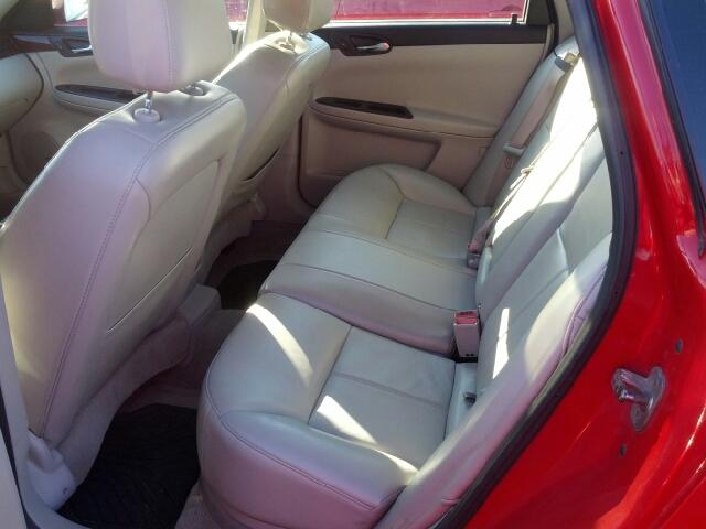 2008 Chevrolet Impala LTZ 4dr Sedan - Kerkhoven MN