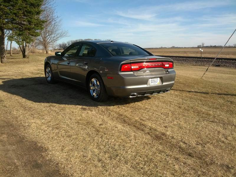 2012 Dodge Charger SE 4dr Sedan - Kerkhoven MN