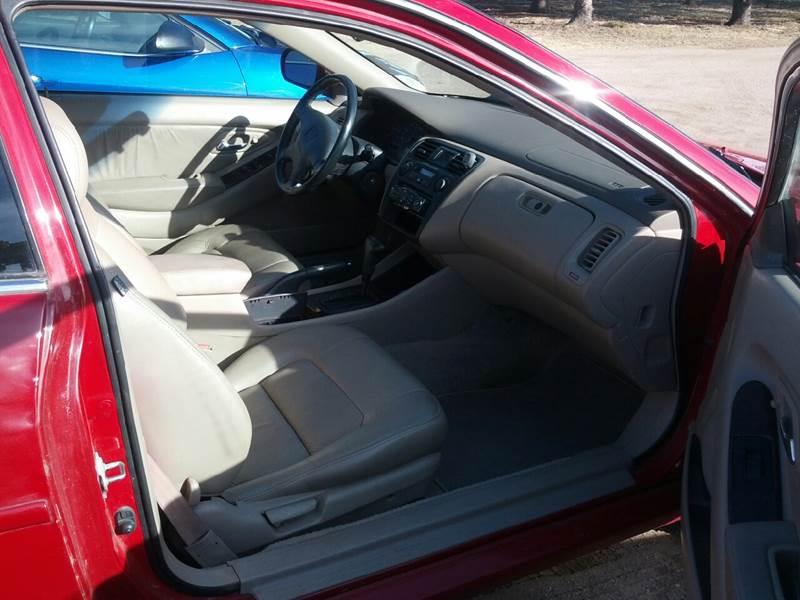 2000 Honda Accord EX V6 2dr Coupe - Kerkhoven MN