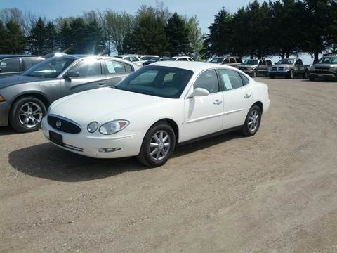 2007 Buick LaCrosse for sale in Kerkhoven, MN