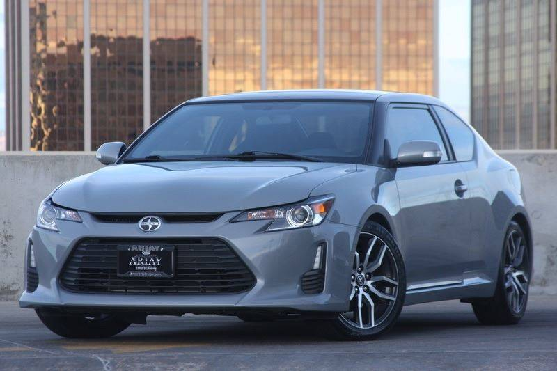 2014 Scion Tc Monogram 2dr Coupe 6m In Denver Co Ariay Sales And