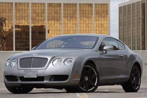 Bentley Continental For Sale In Wisconsin Carsforsale