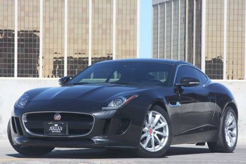 2015 Jaguar F TYPE For Sale In Denver, CO