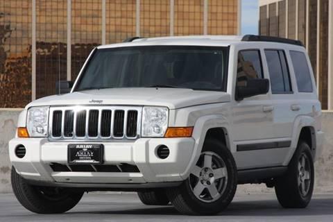2009 Jeep Commander for sale in Denver, CO
