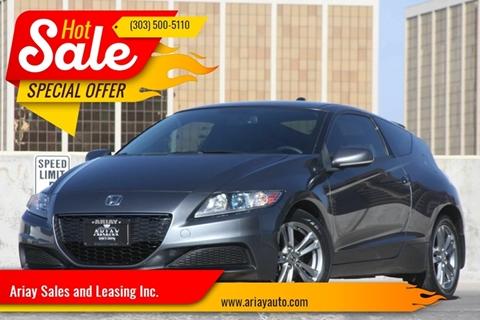 2013 Honda CR-Z for sale in Denver, CO