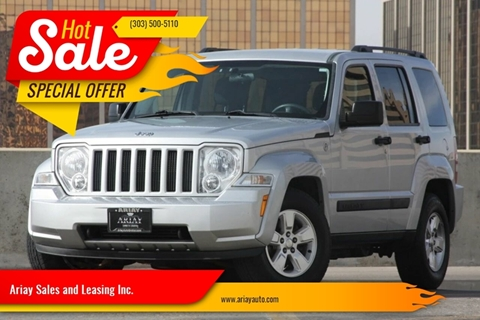 2010 Jeep Liberty for sale in Denver, CO