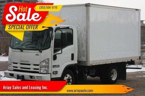 2011 Isuzu NPR-HD for sale in Glendale, CO