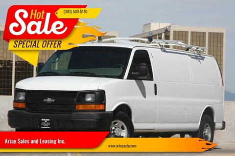2008 Chevrolet Express Cargo for sale in Denver, CO